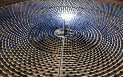 Concentración Solar Termoeléctrica más grande del mundo en Chile